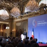 According to Emmanuel Macron, the days of popular sovereignty are over