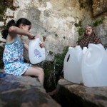 Israel to remove Palestinian village's sole water pipe