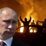 Putin Imprisons 130 US Antifa Activists On 'Terror Charges' After Violent Riot