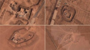 US special ops equipment seen on aerial images of ISIS positions. Click to enlarge