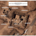 Aerial images of ISIS positions appear to show equipment from U.S. Army Special Forces. Click to enlarge