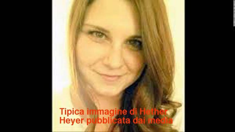 Heather Heyer when younger. Click to enlarge