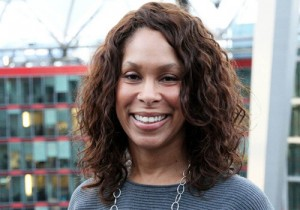 Channing Dungey, 48, Chief of ABC Entertainment, the woman nominally responsible for canceling the last TV sitcom that didn't pander to liberals, feminists, minorities, trannies, and gays. Masonic Jewish bankers advance minorities who will subsequently do their bidding.