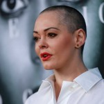 Harvey Weinstein: Rose McGowan says 'HW raped me', in apparent reference to disgraced producer