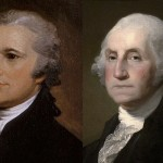Alexander Hamilton, George Washington and the Crypto-Jewish Takeover of America