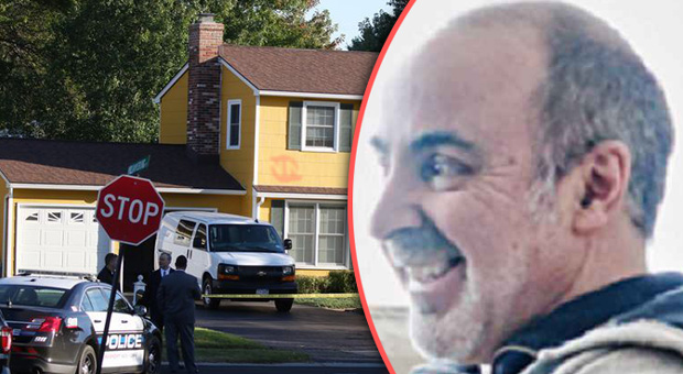 John Beilman shot himself and his disabled daughter shortly after the FBI raided his home. Click to enlarge