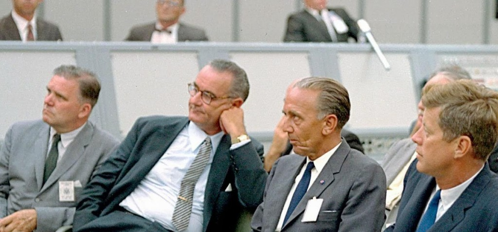 LBJ Debus and JFK