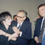 Liza Minelli posthumously reports Kissinger's sexual harassment. Isn't that Donald? Click to enlarge