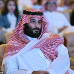 'American mercenaries are torturing' Saudi elite rounded up by new crown prince