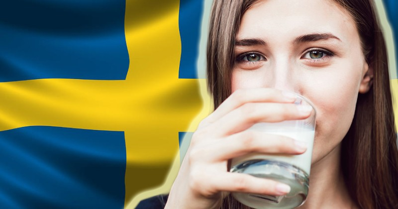 Sweden declares milk racist