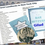 Once Again NYC's 100 Worst Landlords list looks like my Bar Mitzvah guest list