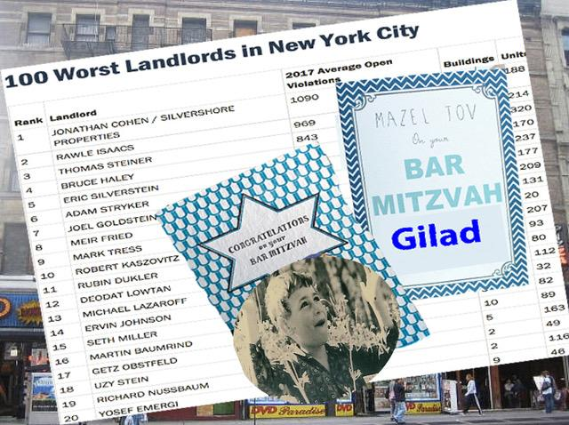 Worst landlords in NYC