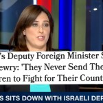 'They never send their children to fight for their country'