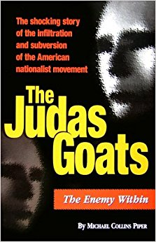 judas-goat book cover