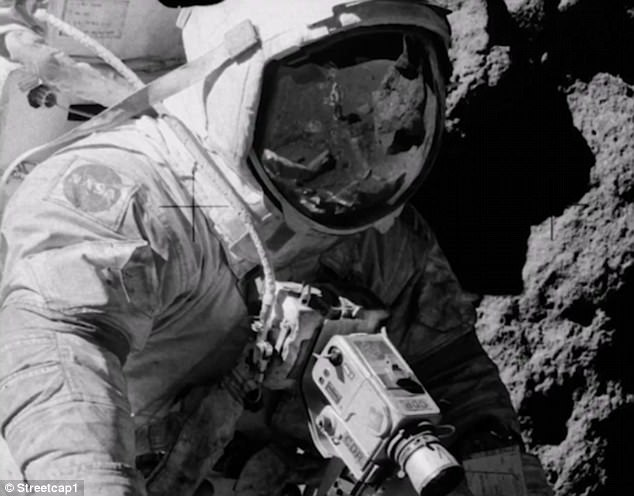 On that mission (pictured), Eugene Cernan and Harrison Schmitt spent about 22 hours on the surface in the Taurus-Littrow valley (purportedly), while colleague Ronald Evans orbited overhead.