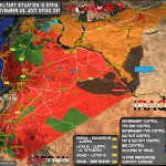 Military situation in Syria Nov 23, 2017. Click to enlarge
