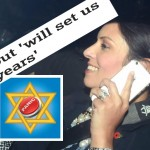 Priti Patel and Jewish Conspiracies