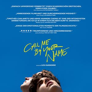 call be by your name poster