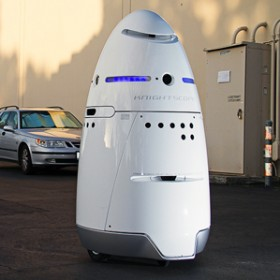 Spying Police Robots (Daleks) Coming To A City Near You