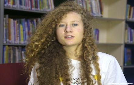 Ahed-Tamimi