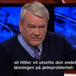 Historian David Irving about being banned from speaking in Norway