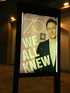 "Seth Myers -- ""We all knew"". Click to enlarge"