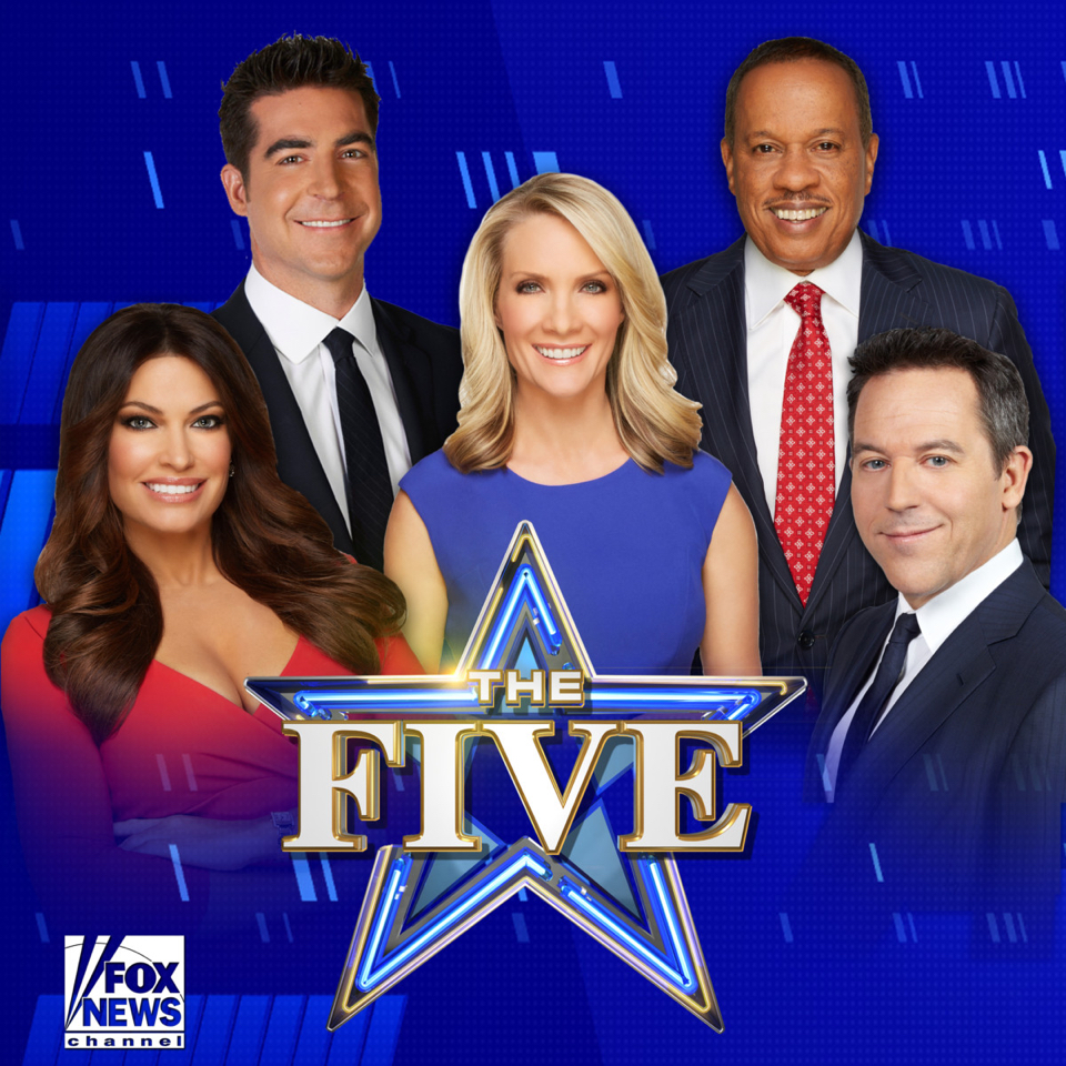 "FoxNews Show ""The Five"" -- an Illuminati brainwashing clique? Click to enlarge"