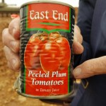 Tinned tomatoes captured from Isis, which originated in the UK. Click to enlarge