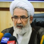 Iranian Attorney General Montazeri. Click to enlarge