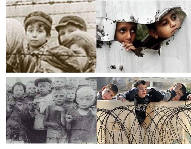 palestine-holocaust-children