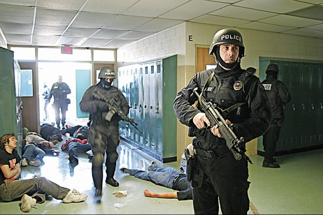Florida school SWAT teams