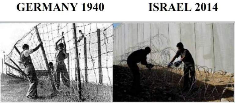 Germany 1940 Israel 2014