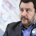 Matteo Salvini. Click to enlarge