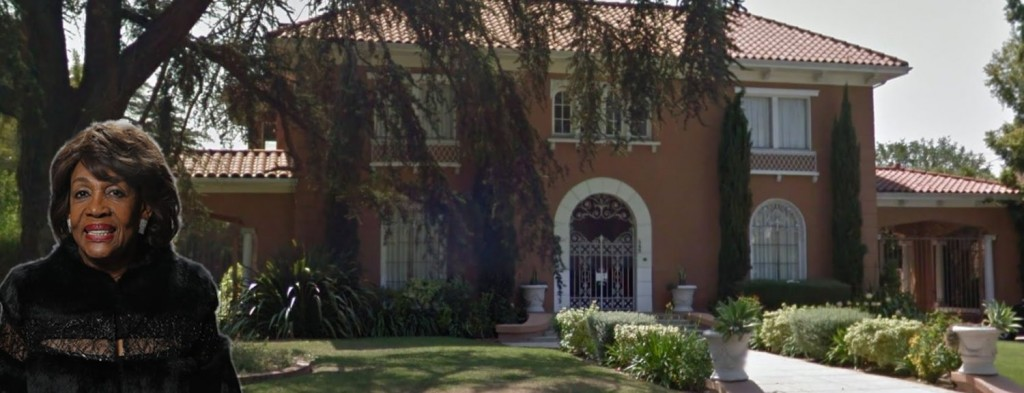 Maxine Waters Mansion