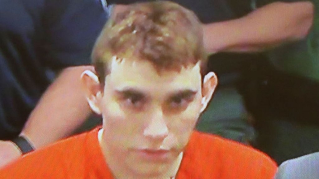 Nikolas Cruz. Click to enlarge