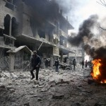 The battle of Damascus and East Ghouta