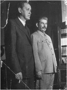 "Many American diplomats pointed to Stalin's special affinity for Roosevelt's assistant. Charles Bohlen, who accompanied Hopkins to his later meetings with Stalin, as a translator, recalled that Stalin once said in his presence that Hopkins was ""the first American to whom he had spoken ""po dushe"" – from the soul."""