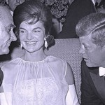 LBJ, Jackie Kennedy and JFK. Click to enlarge