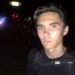 Video of David Hogg Rehearsing His Lines