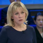 Maria Zakharova: West is Launching an All-Out Anti-Russian Campaign