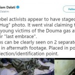 STUNNING evidence from BBC journalist exposing White Helmets staging chemical attacks in Douma