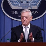 General James Mattis promised to dissociate US armed forces from the jihadists, not to dislocate the alliance around the United States. Click to enlarge
