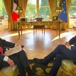 "France's President Says He Wants To Build ""New Syria"" With U.S."