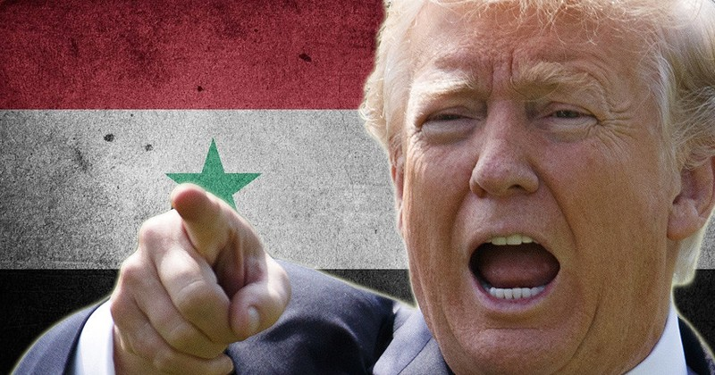 Trump targeting Syria