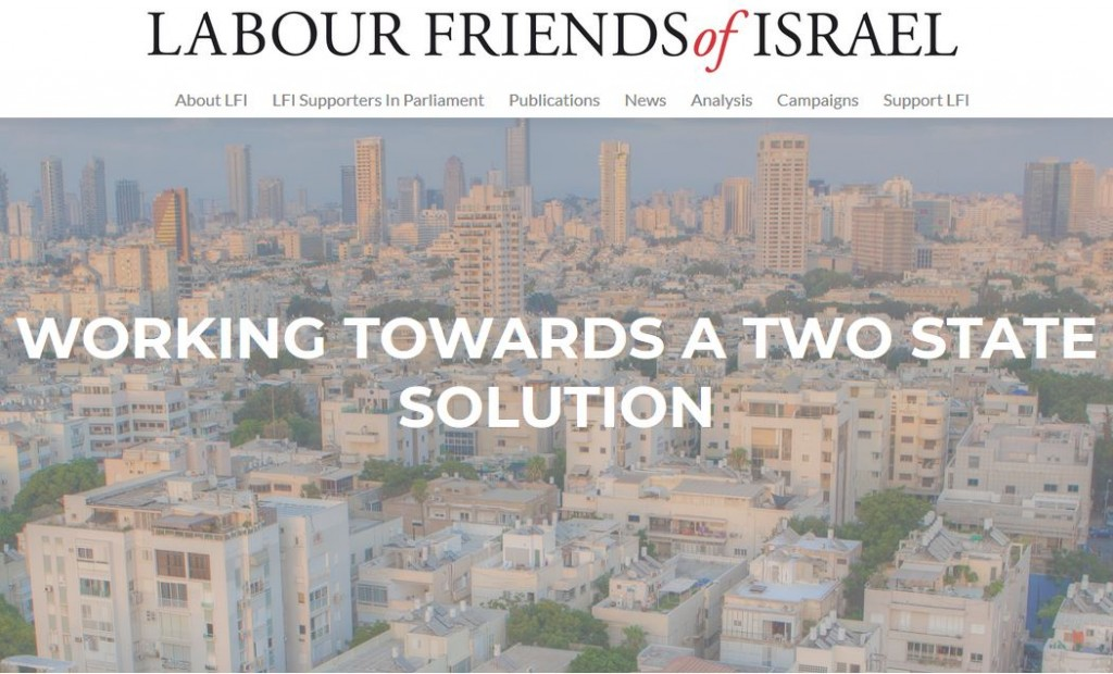 Labour Friends of Israel1