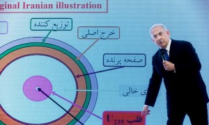 Netanyahu plays Iranian nuclear roulette