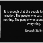 The Deep State Routinely Rigs Elections