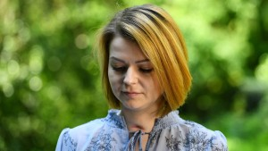 Yulia Skripal in UK