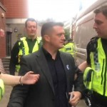 Orwellian Police arrest Tommy Robinson for journalism 25.5.2018