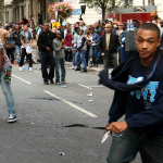 Scene from last year's Nottinghill Carnival. Click to enlarge